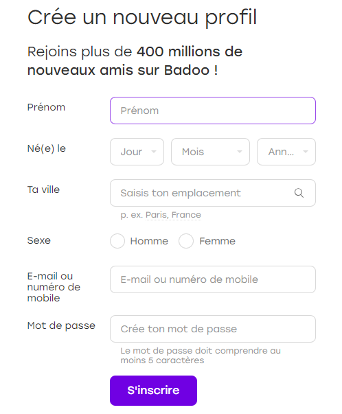 Meilleur site de rencontre badoo Fonds-Saint-Denis